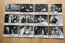 12 PHOTOS D'EXPLOITATION : SHERLOCK HOLMES ET LE COLLIER DE LA MORT de T. FISHER