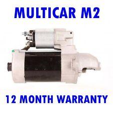 MULTICAR M26 2003 2004 2005 2006 2004 2005 2006 - 2015 RMFD STARTER MOTOR