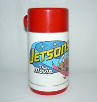 Vintage 1990 Jetsons The Movie Thermos by Aladdin