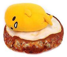FuRyu Gudetama Hamburger Big DX 40cm Stuffed Plush Official License AMU-PRZ7968