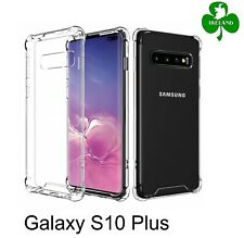 Samsung Galaxy S10 Plus Case Cover Crystal Clear Gel Protective ShockProof Case