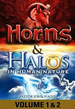 Horns & Halos In Human Nature - 6 Dvds - John Hagee