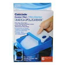 Penn-Plax Cascade Bio-Floss Filters 500 (6pk)