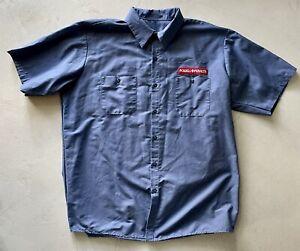Powell Peralta Bones Workshirt XL 2013