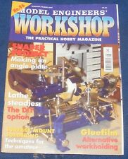 MODEL ENGINEERS WORKSHOP NO.96 FEBRUARY/MARCH 2004 - SHAPER PROJECT