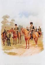 The Duke of York's Own Loyal Suffolk Hussars Uniforms Reprint