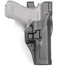 Blackhawk Serpa Level 3 Duty Holster - LEFT HAND - Fits Glock 17/19/22/23/31/32
