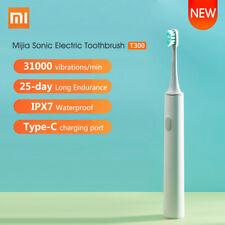 Xiaomi mijia Escova De Dentes Elétrica ultrassônica T300 Usb Recarregável Prova D 'água
