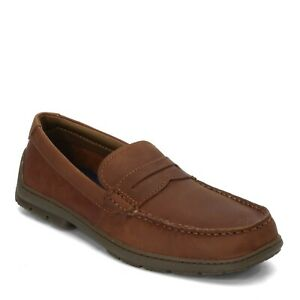 [STS18786] Men's SPERRY Monterey Penny Loafer - Cognac *NEW*