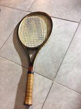Prince Woodie tennis racquet 4 5/8 good no warps
