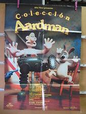 A2190  COLECCION AARDMAN ( ANIMACION )
