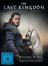 THE LAST KINGDOM - THE LAST KINGDOM-STAFFEL 2 (SOFTB  4 DVD NEU