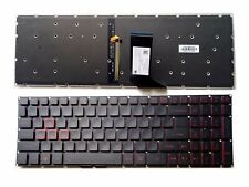 New Acer Nitro 5 AN515 AN515-51 N17C1 N17C7 Laptop Backlit Keyboard Red keys US