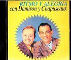 """DAMIRON Y CHAPUSEAUX - """"ALEGRIA Y RITMO""""- CD ORIGINAL"""