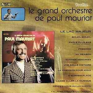 Paul Mauriat - Le Lac Majeur & L'avventura - CDLK4576