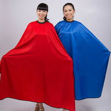 Barber Salon Gown Cape Hairdresser Hair Cutting Waterproof Cloth Tools Reliable
