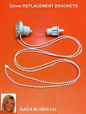 REPLACEMENT  ROLLER BLIND CONTROLS, SPARE PARTS FOR 32 mm TUBING