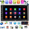 "7"" 2DIN Android 8.1 Autoradio Stereo MP5 Player FM Radio GPS WiFi Bluetooth DE"