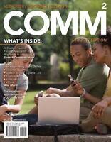 Speech Communication: COMM 2 by Kathleen S. Verderber