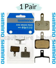 Shimano Deore (M05) BR-M515 M525 Cable Disc Pads & Spring (1 pair)