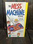 Vintage Mess Machine by Hoky Child Size Vacuum New Old Stock NIB 1978 Original