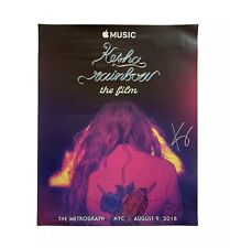*SIGNED & Personalized* Kesha Raimbow: The Film Poster *Limited*
