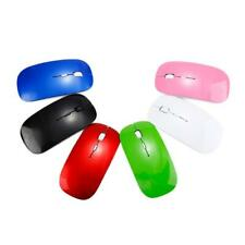 New USB Wireless Gaming Mouse 4800DPI Adjustable Cordless Mice for PC Laptop