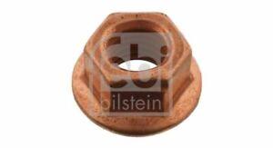 Febi Exhaust Manifold Locking Nut fits VW TRANSPORTER 70A, 70H, 7DA, 7DH 1.9 TD