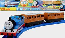 Tomy Pla Rail Plarail Trackmaster Ot-01 Talking Thomas With Annie & Clarabel