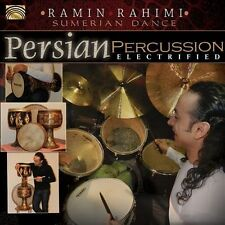 Persian Percussion Electrified, New Music