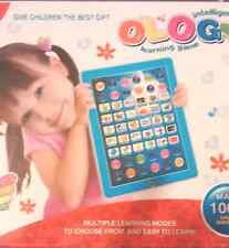 Pre School English Learning Computer Tab Ipad  for Children &Toddler Toys