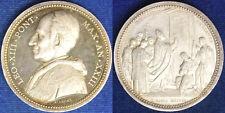 Medaglia Papa Leone XIII° 1878 - 1903 Anno XXIII opus BIANCHI #PFMD371