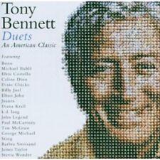 CDs de música vocales de álbum Tony Bennett