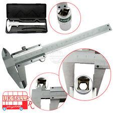 AU 150mm/0.02mm Stainless Steel Vernier Caliper Gauge Micrometer Measuring Tool
