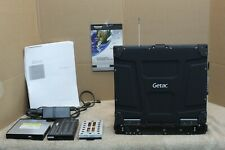 Black Getac B300G4 i7 2.9 500gb SSD  16gb Garmin GPS Backlit LTE 10 PRO 8756 HRS