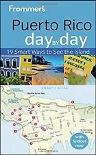 Frommer's Puerto Rico Day by Day by Marino, John