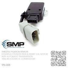 SMP THROTTLE POSITION SENSOR 6-CYL RB30E 3.0L AUTO [HOLDEN VL COMMODORE/CALAIS]