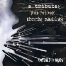 Covered In Nails Tribute To Nine Inch Nails CD NEW SEALED Rosetta Stone/Meeks...