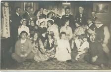 RPPC- People, Actors, Costumes (Lot #8)
