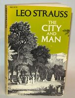 The City And Man - Leo Strauss - Paperback, 1978 - University Of Chicago Press