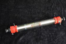 Chromatographie Säule #3 Konvolut Labor HPLC FPLC Pharmacia 42,5 x 5 cm large