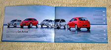 Vauxhall Active SE Range,2010 Models, Corsa D, Astra H, Meriva A, Zafira B