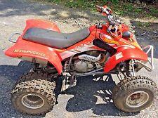 2003 Honda Trx400Ex3 Atv
