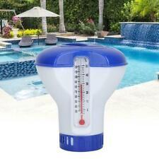 Nettoyant pour distributeur de chlore pour spa de piscine Tab W / thermomètre po