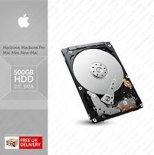 "Macbook Pro, Mac Mini:: 500GB 2.5"":: disco duro (HDD) de arranque:: Plug N Play"