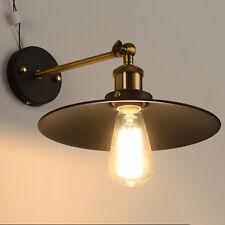 Vintage Plated Industrial Wall Lamp Retro Loft LED Wall Light