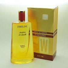 VINTAGE Zibeline Weil 8 oz Parfum de Toilette Vintage RARE!