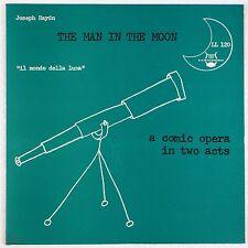 HAYDN: The Man in the Moon COMIC OPERA Lyrichord ORIG NM/NM Archive VINYL LP