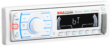 BOSS Audio MR1309UAB Single Din Bluetooth MP3 WMA USB SD AM FM Car Marine Stereo