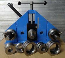 Heavy Duty Ring Roller Tube Square Flat Bars Roller Profile Box Roll Bende